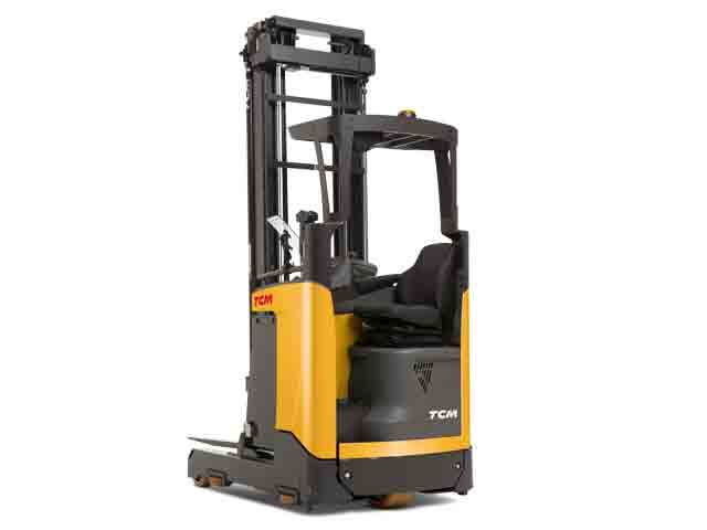 RTL, RTN Narrow Chassis Reach Truck