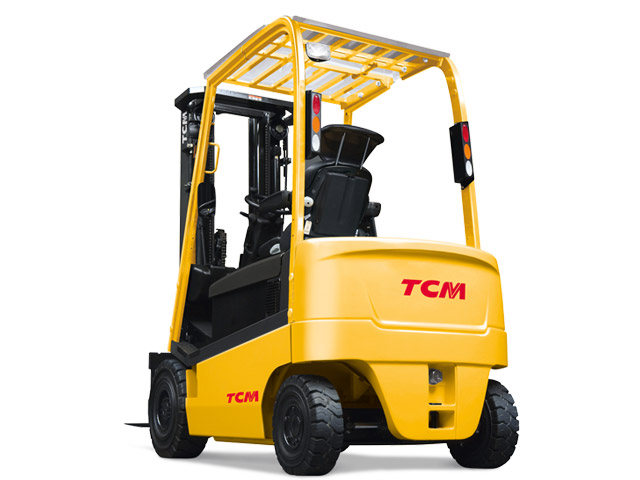 FHB Electric 4 wheel Counterbalance
