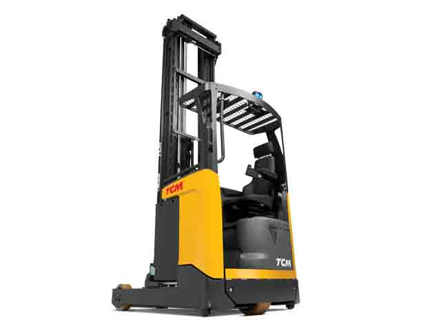 RTM,RTH,RTX Narrow Chassis Reach Truck
